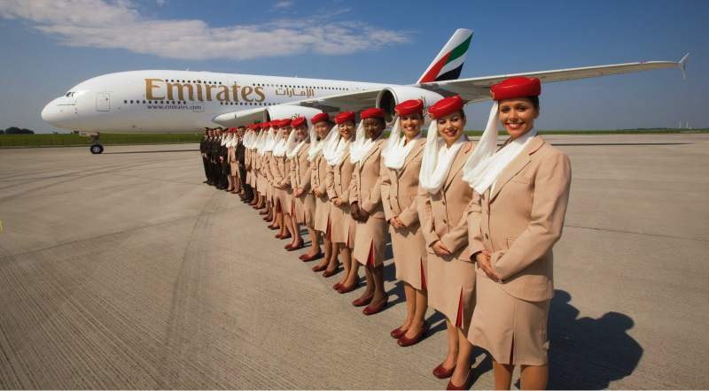 emirates airline reviews