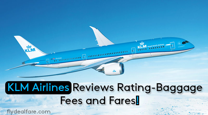 klm airline reviews rating