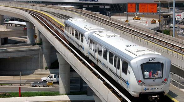 JKF air train