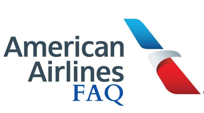 American Airline FAQ