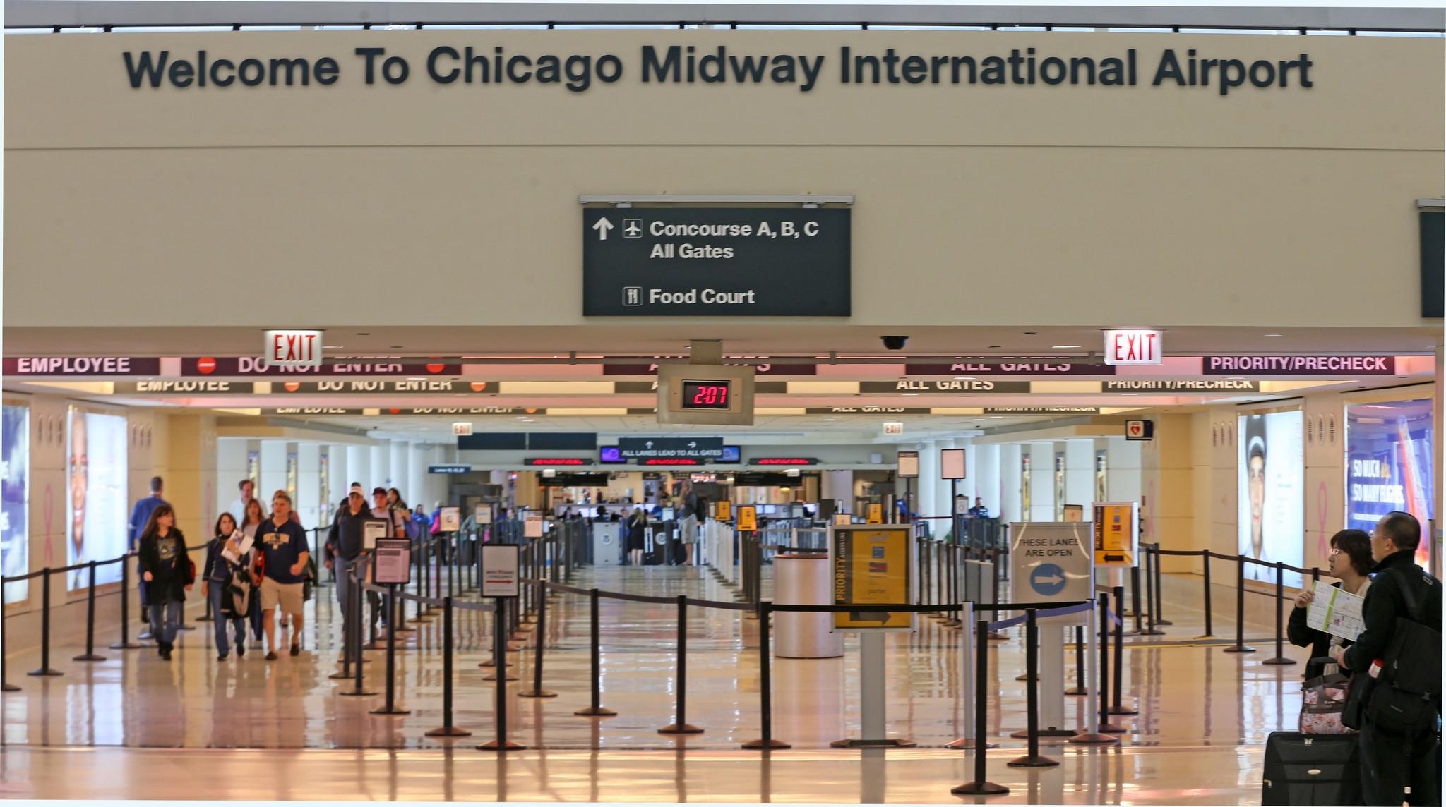 Chicago Airport Area Restaurants