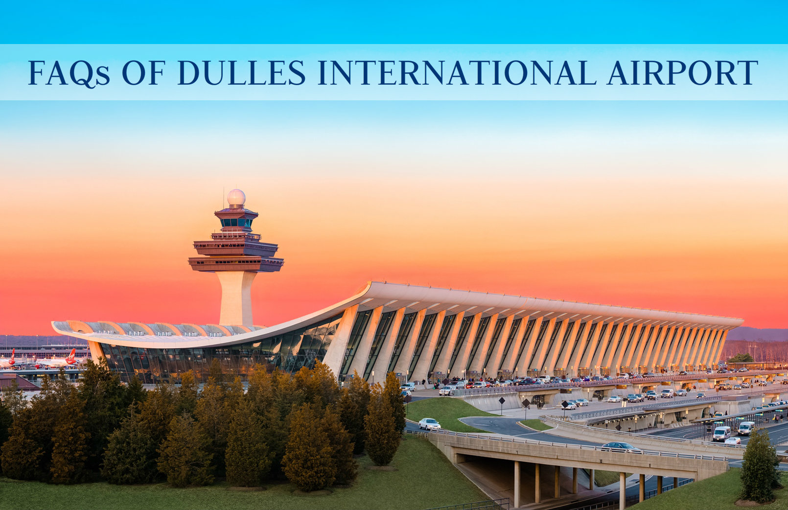 Midway Airport Parking >> FAQs OF DULLES INTERNATIONAL AIRPORT