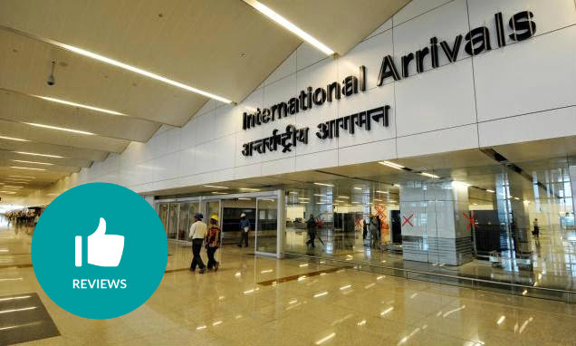 indira gandhi international airport reviews