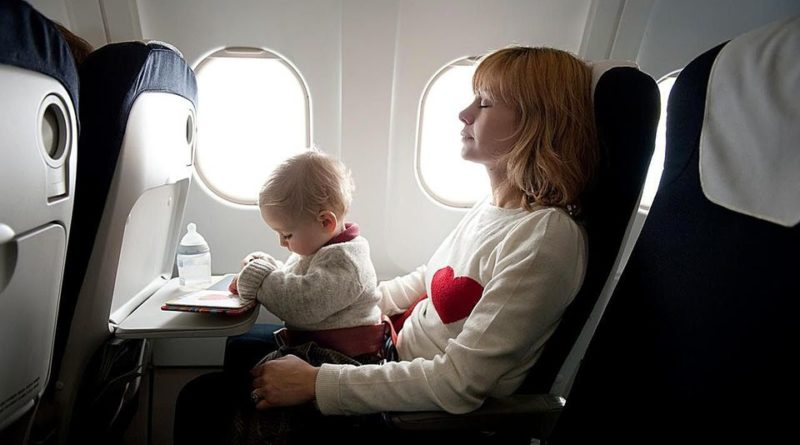 Infant Policies of Top Airlines Of US