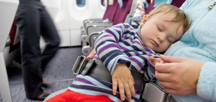Infant International Travel Fare