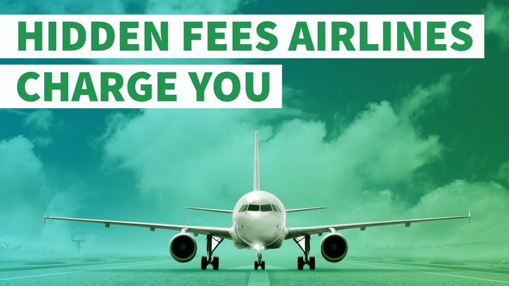 Airline extra Charges