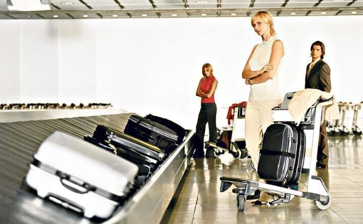 delayed baggage