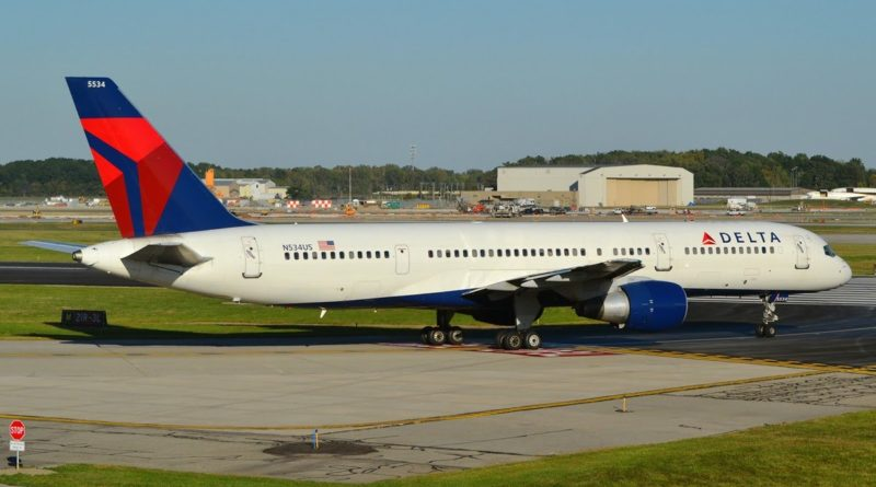 delta airline fined