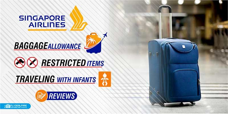 Singapore Airlines All You Need To Know About The Baggage