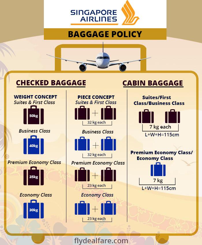 singapore baggage