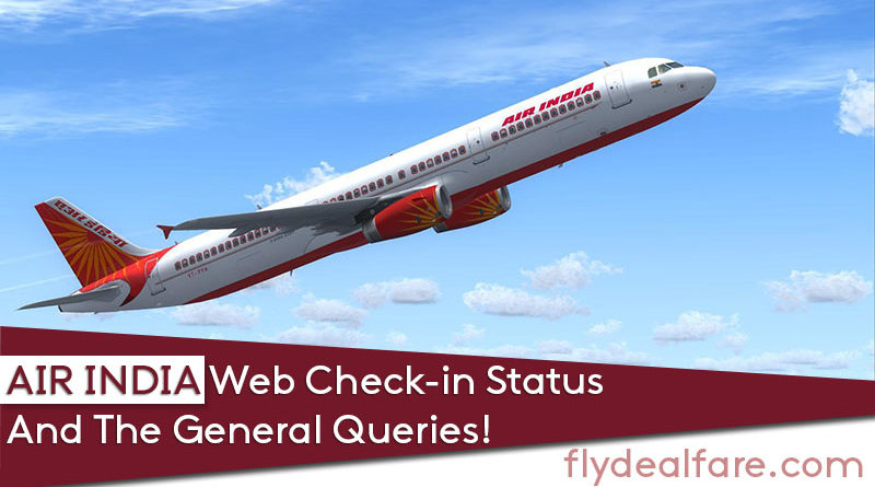 air india check in