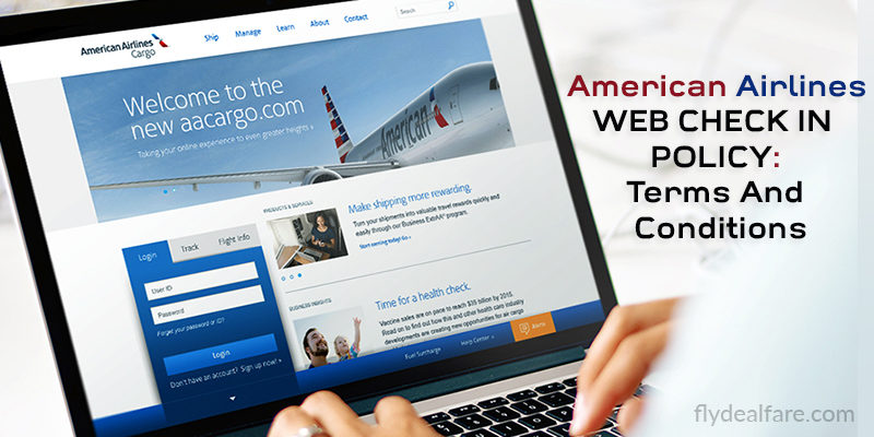 american web check in