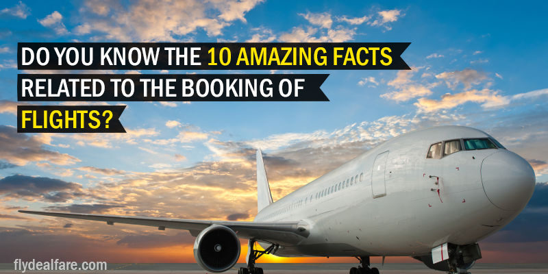 facts of booking airline