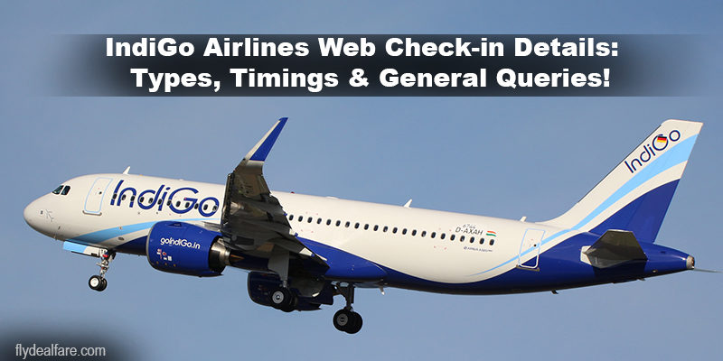 indigo airline check in