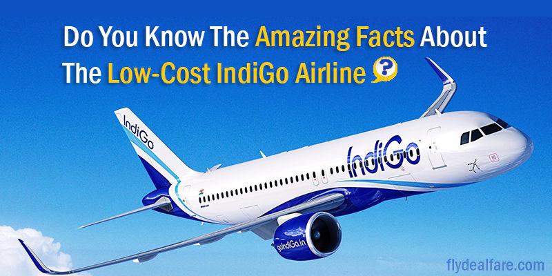 low cost indigo airline