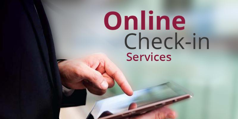 qatar online check in