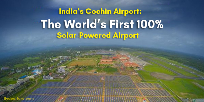 solor powered airport
