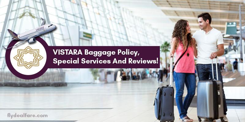 vistara baggage