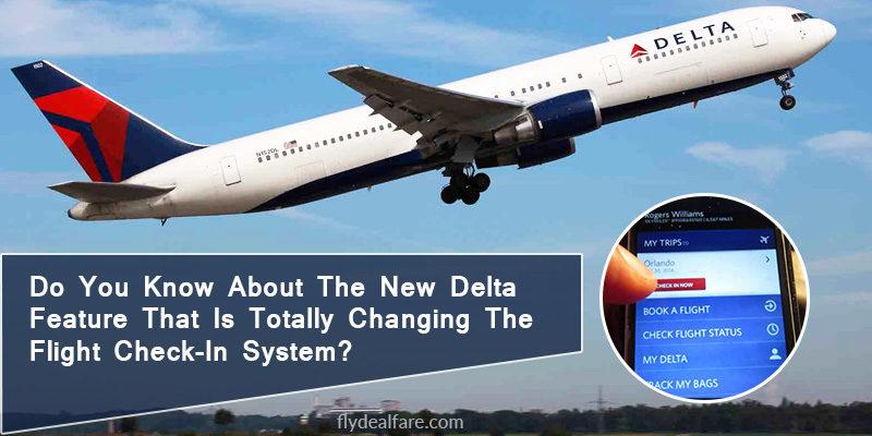 delta check in