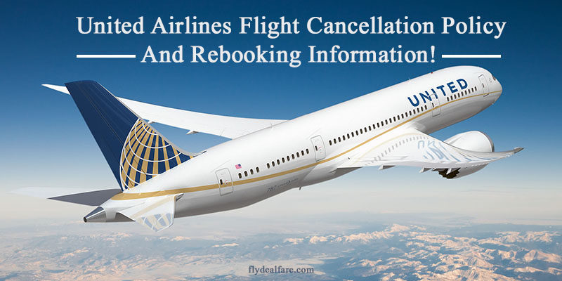 united flight cancellation