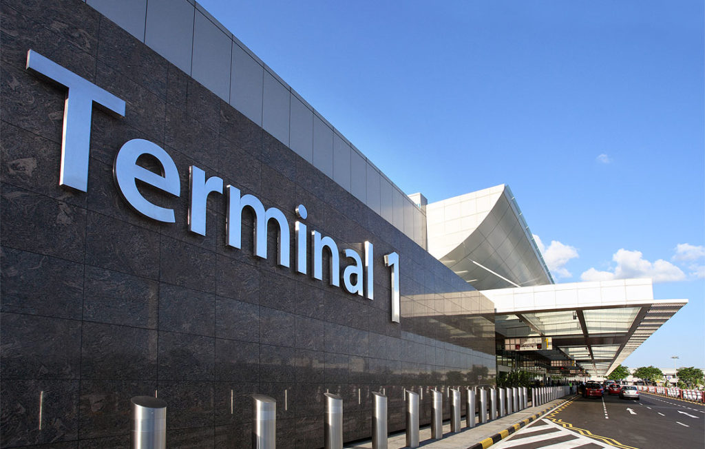CHENNAI AIRPORT TERMINALS