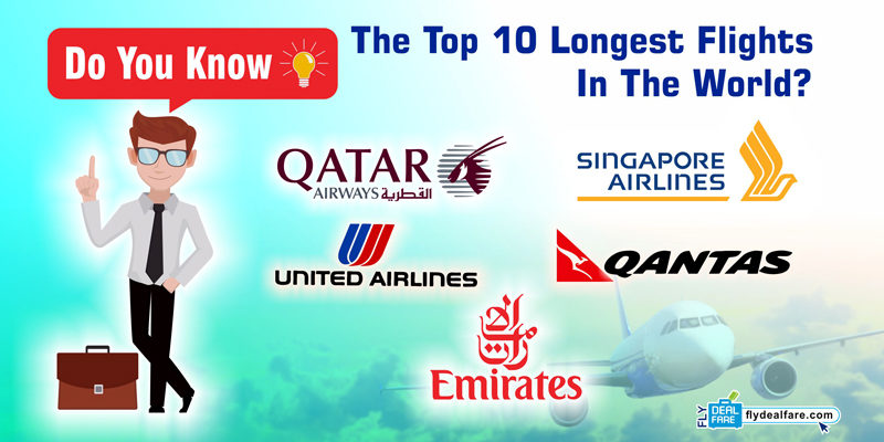 top 10 flights