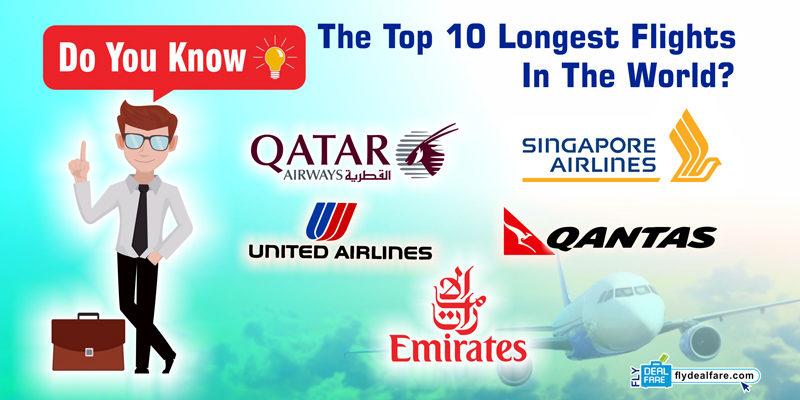top 10 flights