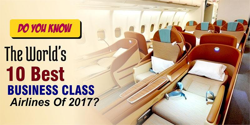 best business class