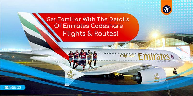 emirates code share