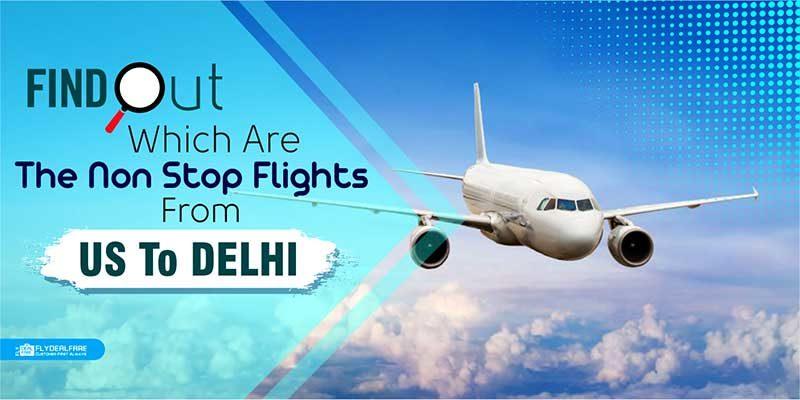 non stop flights to delhi