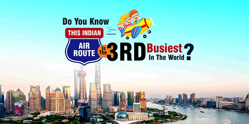 3rd busiest airline in the world