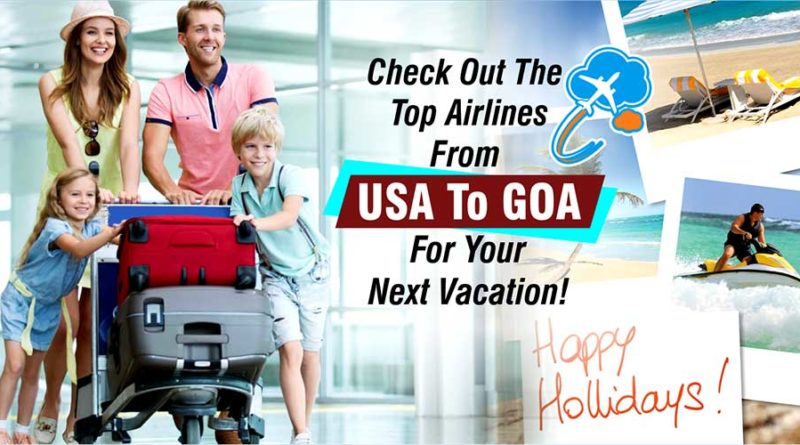 Goa From USA