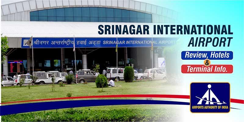 Shrinagar-airport