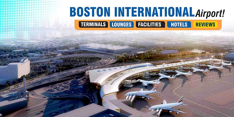 Boston International Airport