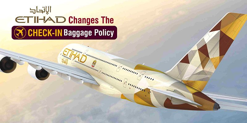 Etihad Check-in Baggage Policy