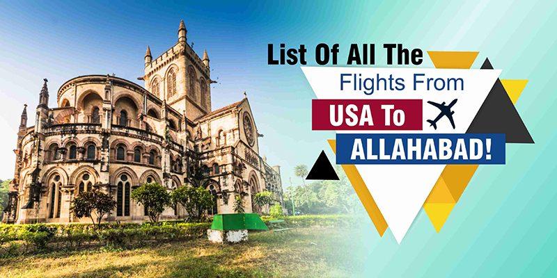 USA To Allahabad!