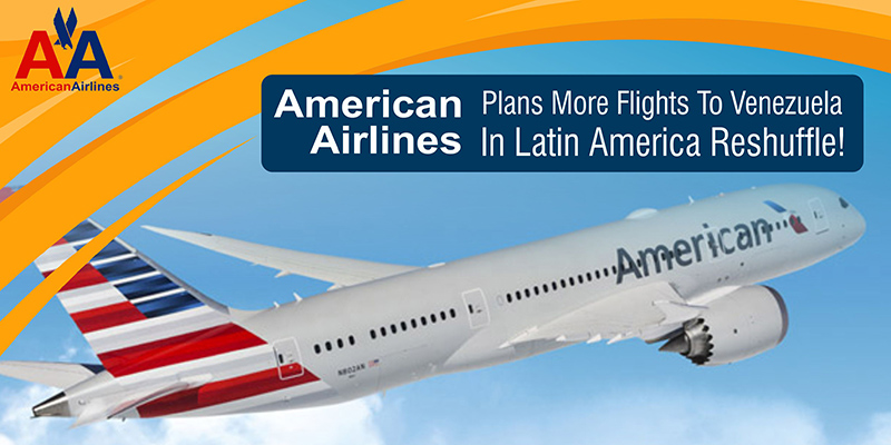 American Airlines Is Adding Flights From Florida To Venezuela