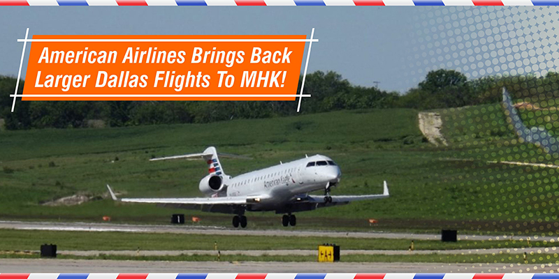 American Airlines Reinstated Larger Planes For Mhk
