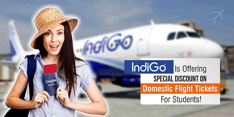 Discount coupons for indigo domestic flights