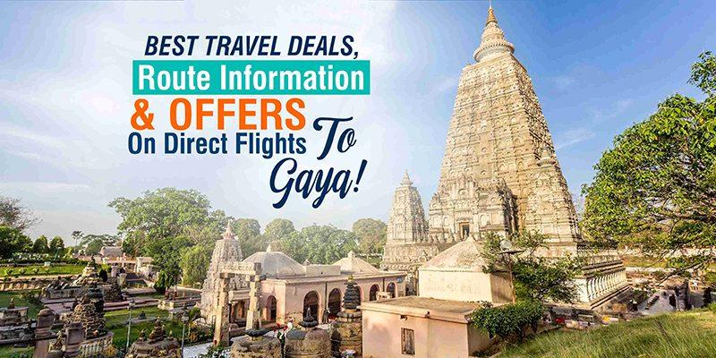 Top international Flights From Gaya