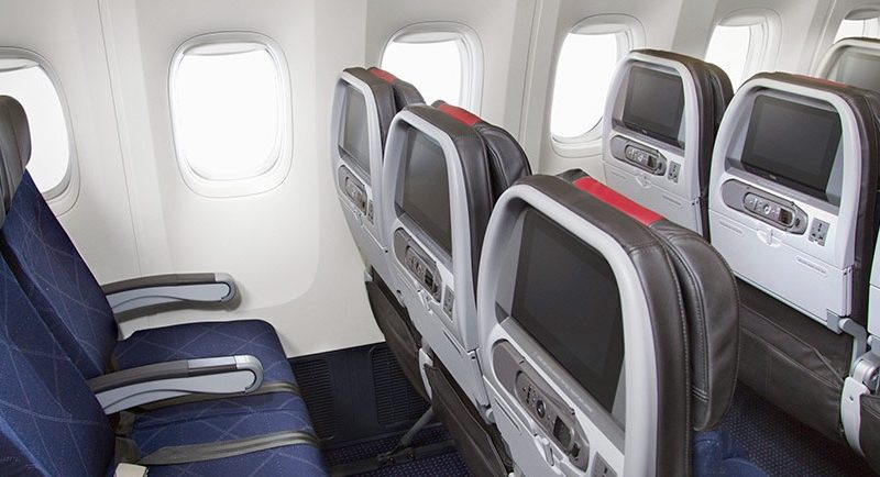 American & Delta Will Not Shrink Economy Seating Sizes Anymore