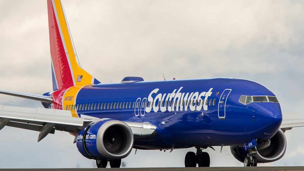 Southwest Airlines Adds Free In Flight Messaging Service