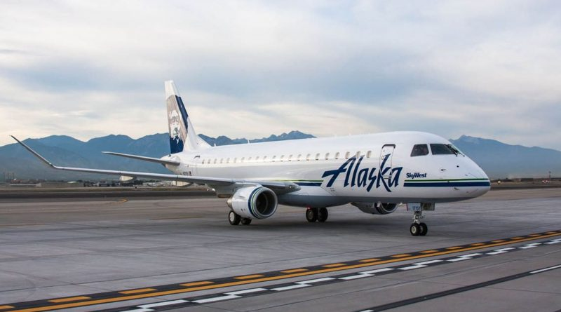Alaska Airlines Expand To Ei Paso Adds Nonstop To Seattle