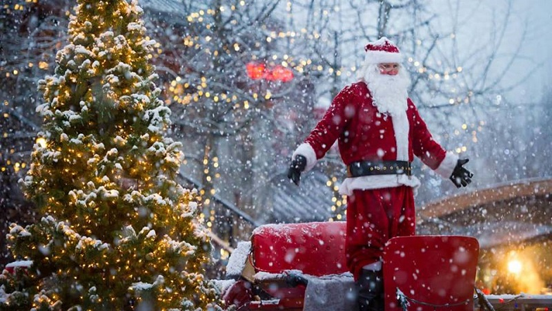 Christmas Festival In India.Celebrate Enlightened Christmas In Amazing Places In India